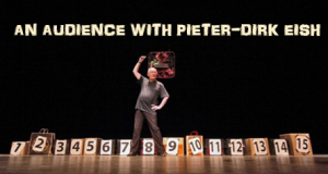 An Audience with Pieter-Dirk Eish