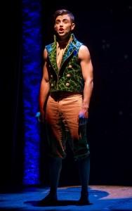 Jarryd Nurden in Joseph and the Amazing Technicolor Dreamcoat