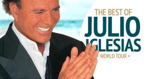 Julio Iglesias: October 2016