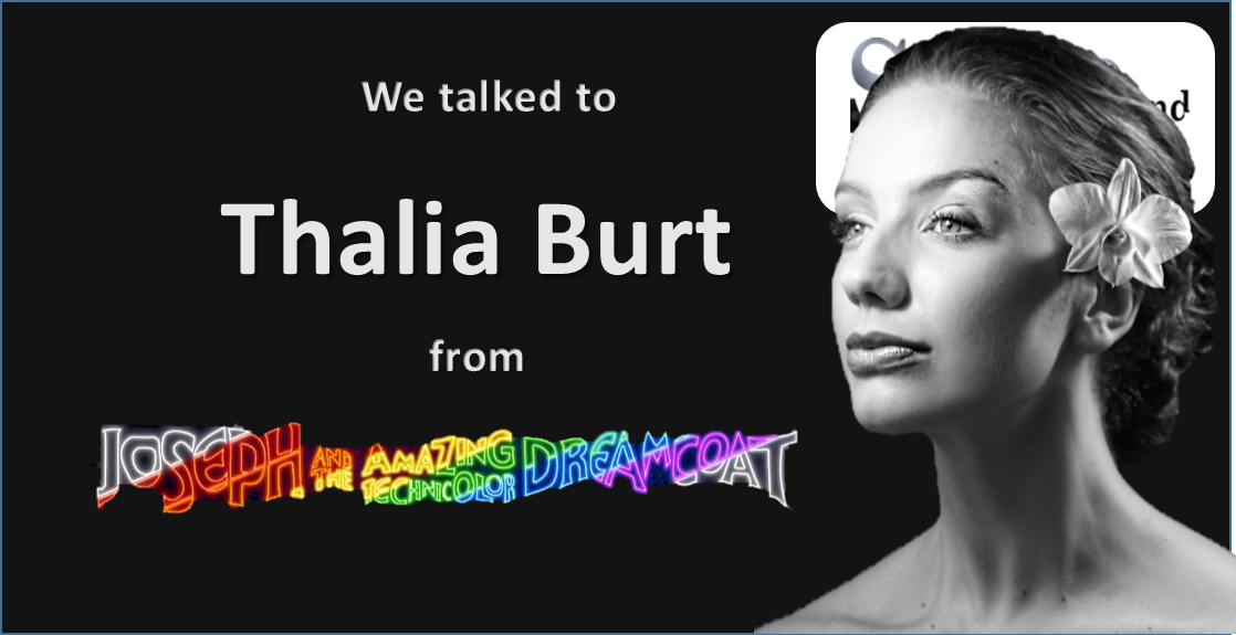 We Talked to Thalia Burt