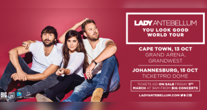 Lady Antebellum: October 2017