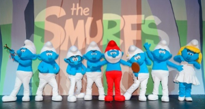 Win Tickets to The Smurfs Live on Stage
