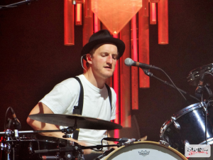 Jeremiah Fraites of the Lumineers
