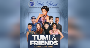 Tumi Morake and Friends