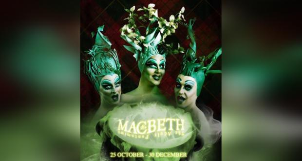 Macbeth – The Adult Panto