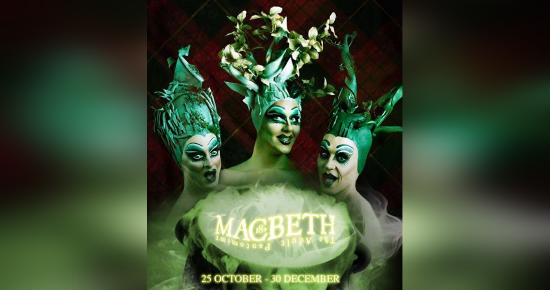 Macbeth – The Adult Panto