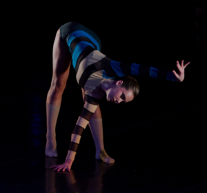 Cape Dance Company's Emily Isted in Interplay's Visceral
