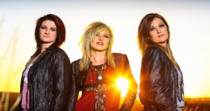 Die Drie Girls van Saarkie