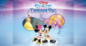 Win Tickets to Disney on Ice's Dream Big