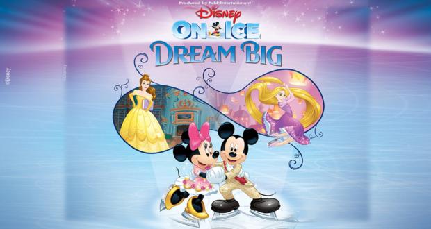 Win Tickets to Disney on Ice's Dream Big