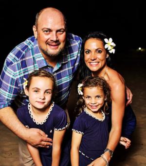 Leanne's Family