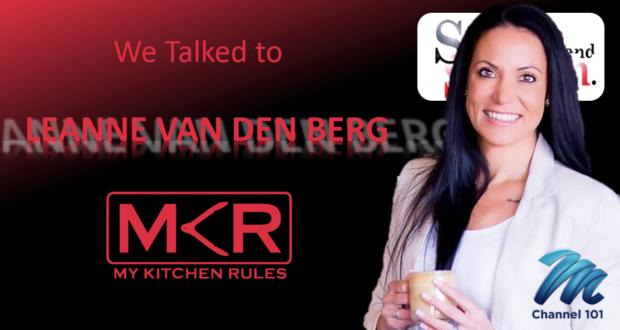 We Talked to Leanne van den Berg