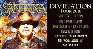 Santana: April 2018