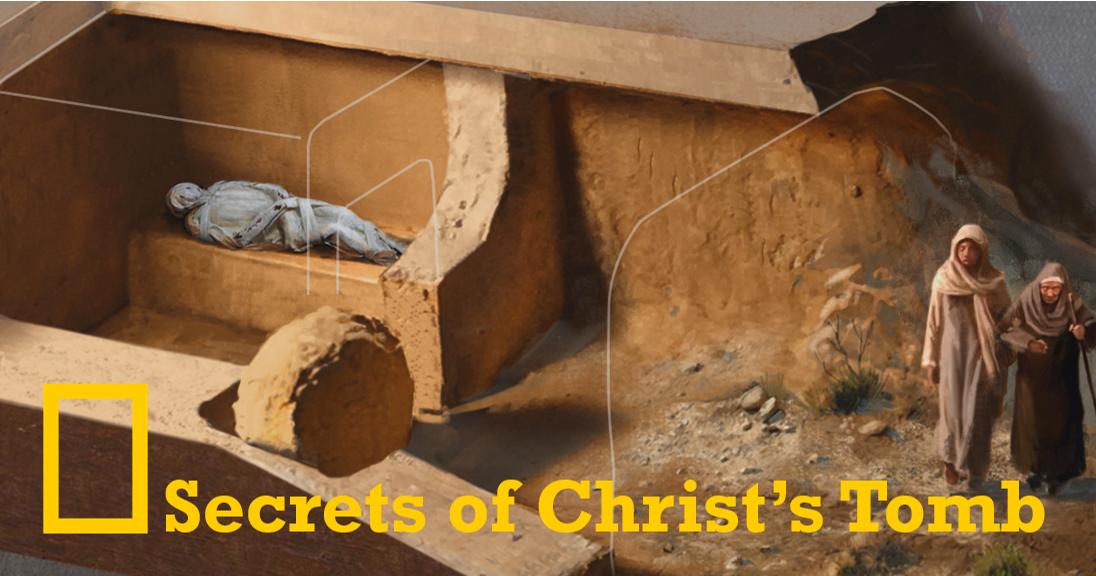 Secrets of Christ's Tomb