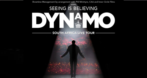 Win Tickets to Dynamo