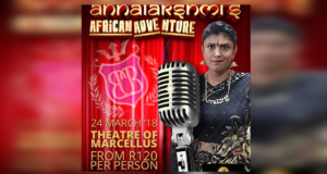 Annalakshmi's African Adventure