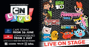 Win Tickets to Cartoon Network Live