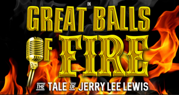 Win Tickets to Great Balls of Fire