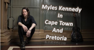 Myles Kennedy: March 2018