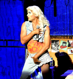 Paul du Toit as Hedwig