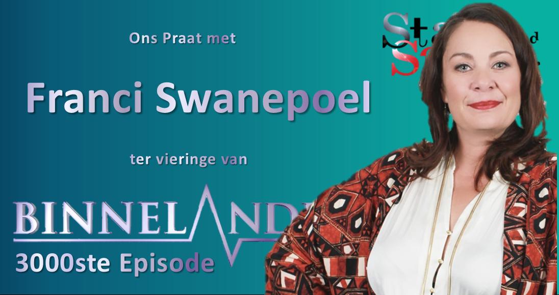 Ons Praat met Franci Swanepoel