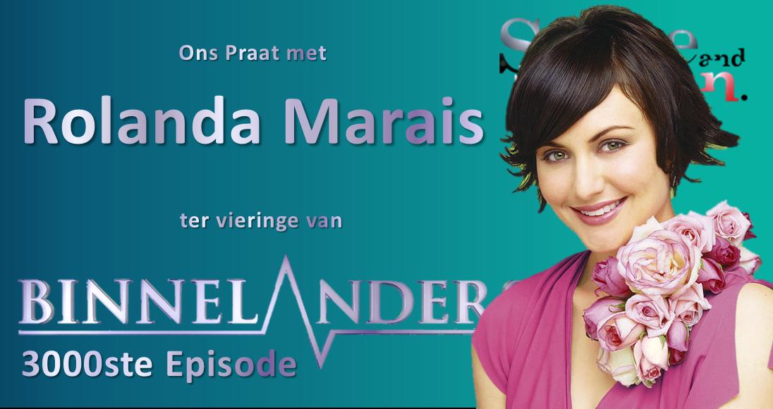 Ons Praat met Rolanda Marais