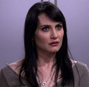 Rolanda Marais as Stefanie Malherbe in Binnelanders