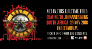 Win Tickets to Guns 'N Roses