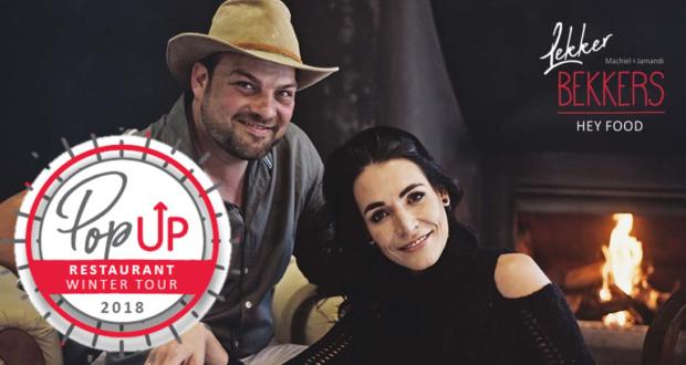 Lekker Bekkers Pop-Up Restaurant Tour