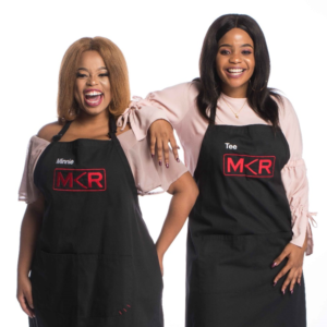 Minnie and Tee of My Kitchen Rules SA