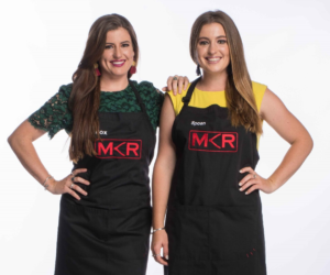 Rox and Spoen from My Kitchen Rules SA