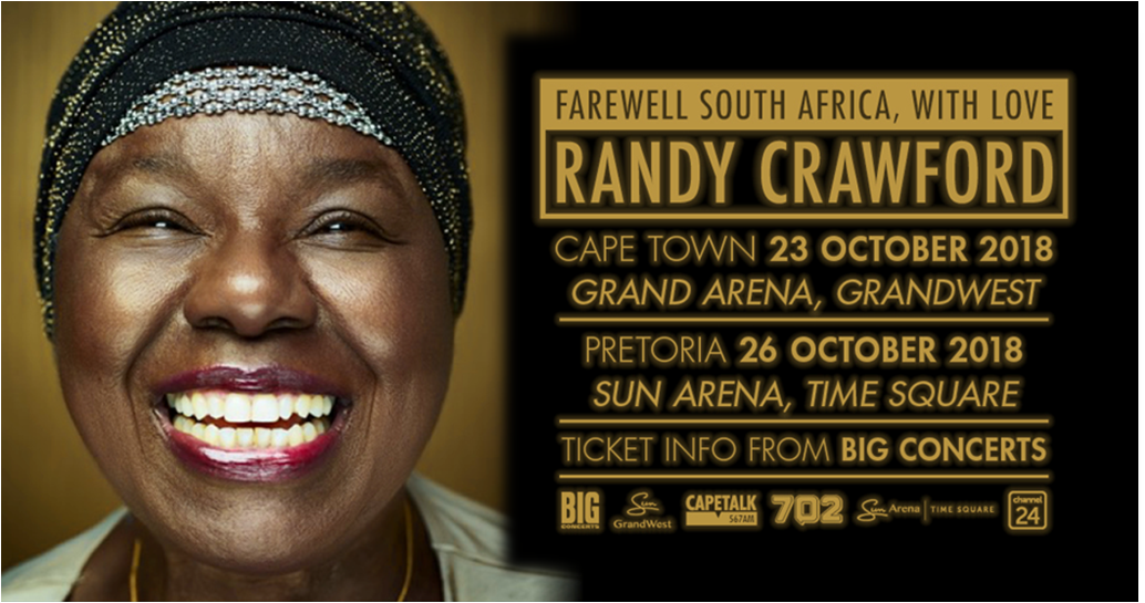 Randy Crawford: October 2018