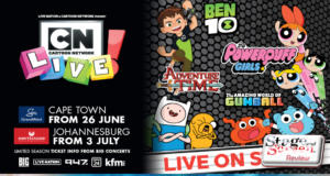 Review: Cartoon Network Live