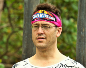 Louw Mulder playing Survivor