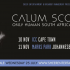 Win Tickets to Calum Scott in SA