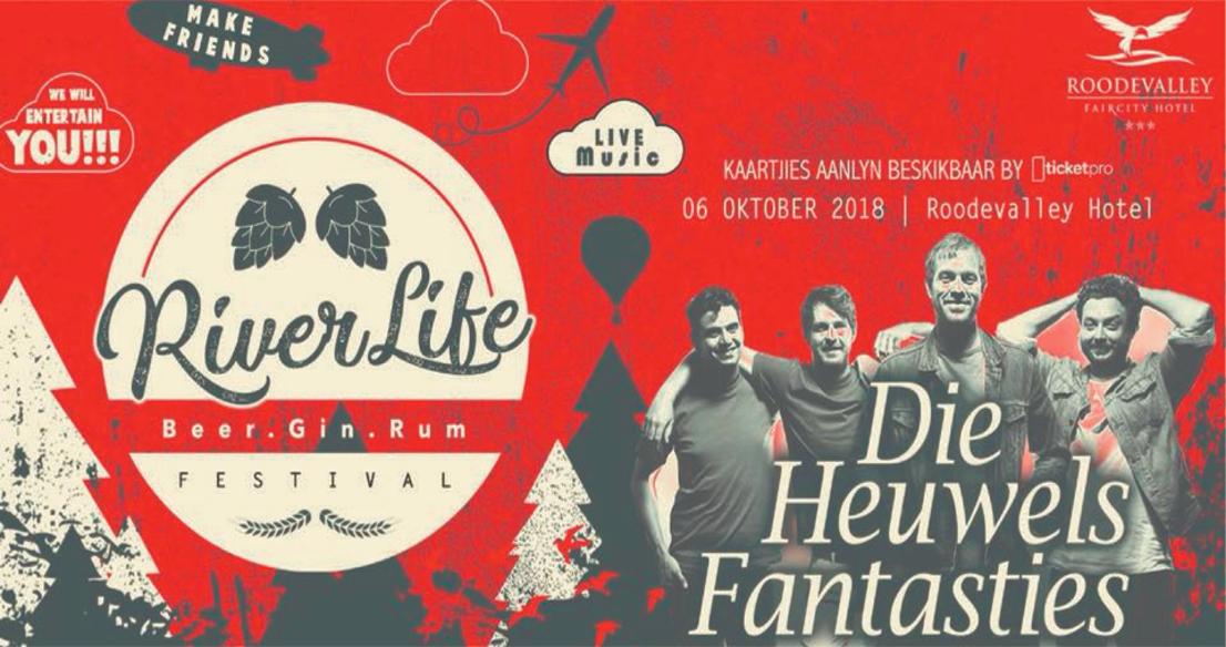 Die Heuwels Fantasties: October 2018