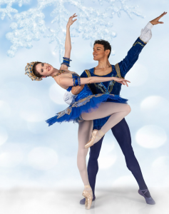 Nicole Ferreira Dill and Leusson Muniz