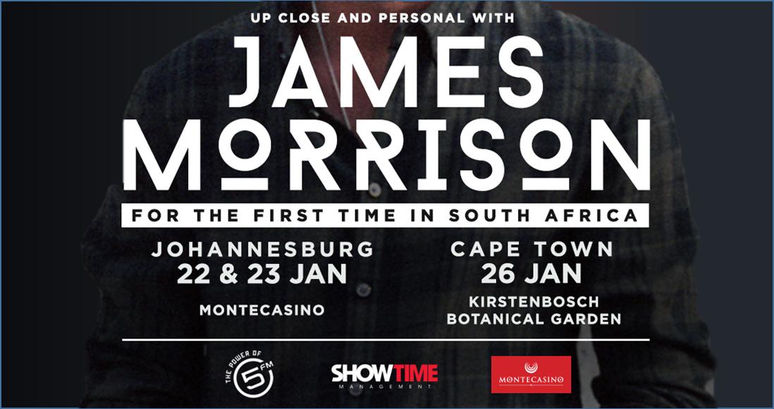 James Morrison: January 2019