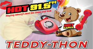 It's Teddy-thon Time Again: Let's Make A Difference