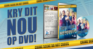 Wen 'n Thys & Trix DVD Geskenkpakkie