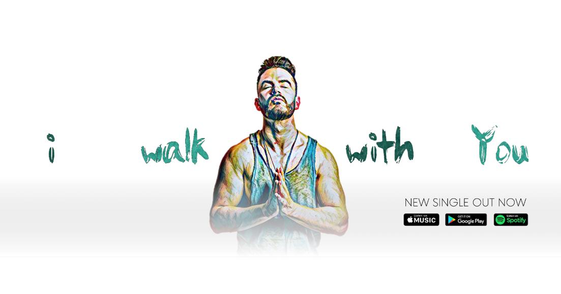 Daniel Baron: I Walk With You