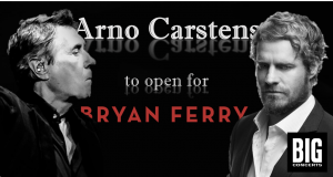 Arno Carstens to open for Bryan Ferry