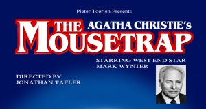 Win tickets to The Mousetrap