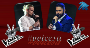 Stay Connected with The #VoiceSA