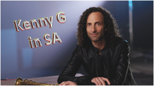 Kenny G to Perform in South Africa