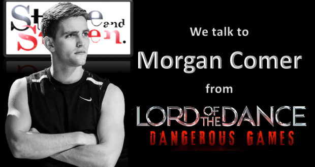 We talk to Morgan Comer