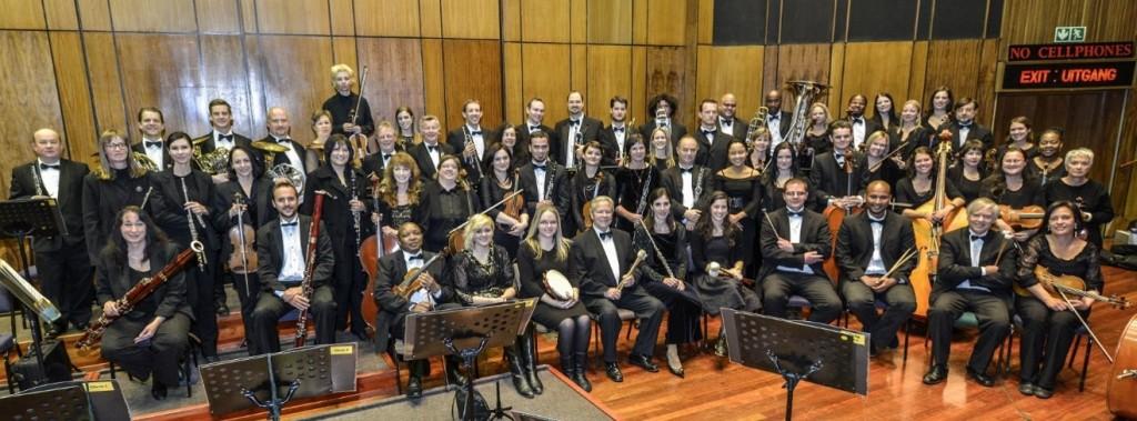 The Johannesburg Philharmonic Orchestra