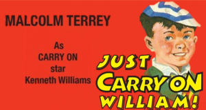 Just Carry on William
