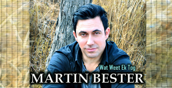 Martin Bester Sing Solo