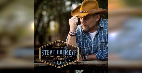 Steve Hofmeyr se nuwe CD gaan Goud